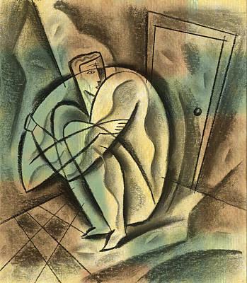 Loneliness Poster by Leon Zernitsky
