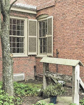 Longfellow's Maine Home Poster