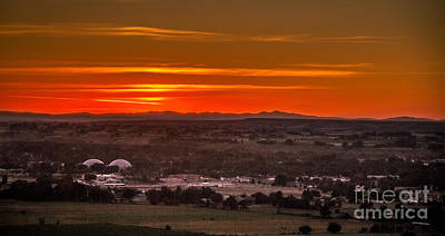 Looking West Poster by Robert Bales