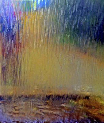 Poster featuring the photograph Looks Like Rain by Nareeta Martin