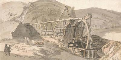 Lord Hopetoun's Lead Mines Poster