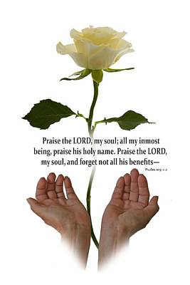 Lord, O My Soul Poster