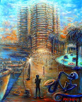 Lost In Miami Poster