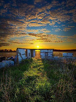 Lost In Time Poster by Phil Koch