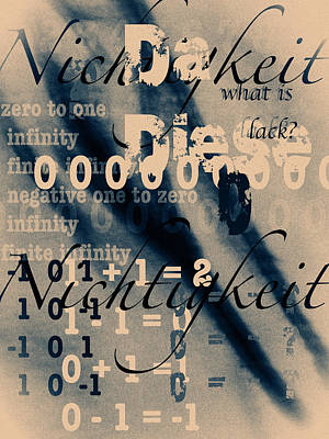 Lost--zero--nothingness Poster