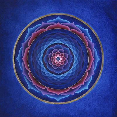 Lotus Eye Poster