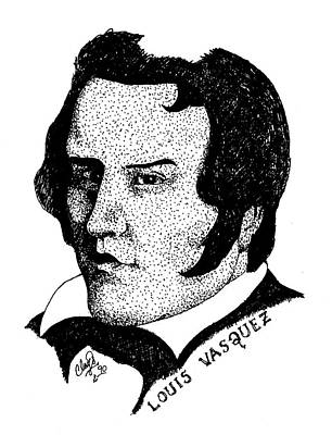 Louis Vasquez Poster