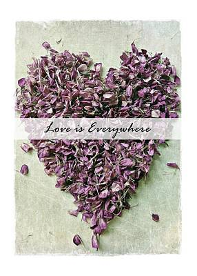Love Is Everywhere Poster