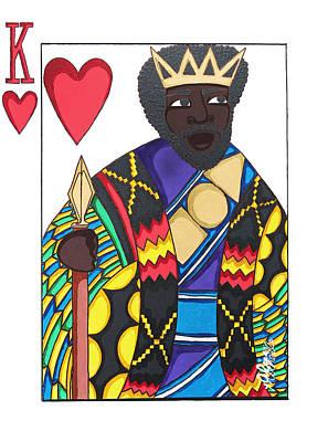Love King Poster