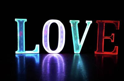 Love Lights Poster