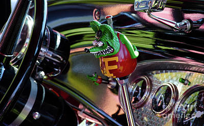 Love The Rat Fink Poster by Bob Christopher