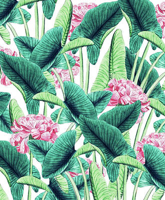 Lovely Botanical Poster