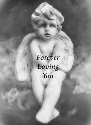 Loving Angel  Poster