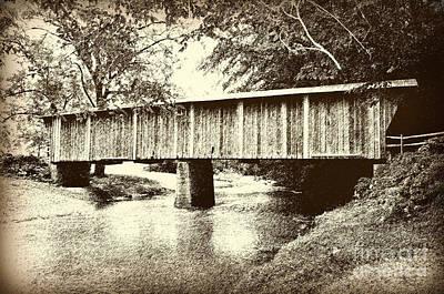 Lower Bridge Poster