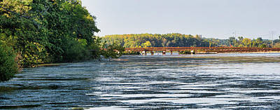 Lower Yahara River Trail - Madison - Wisconsin Poster