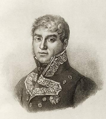 Luis Roberto De Lacy, 1772 Poster