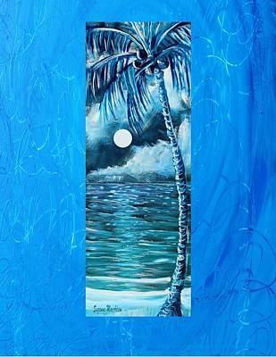Luna Light Poster