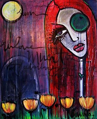 Luna Our Love Muertos Poster