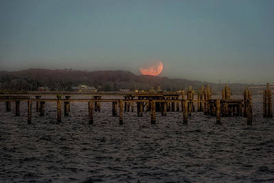 Lunar Eclispe  Poster