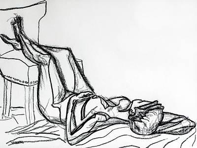 Lying In Wait 1 Poster