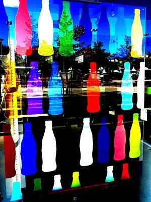 Lyon Coke Wall Funk  Poster