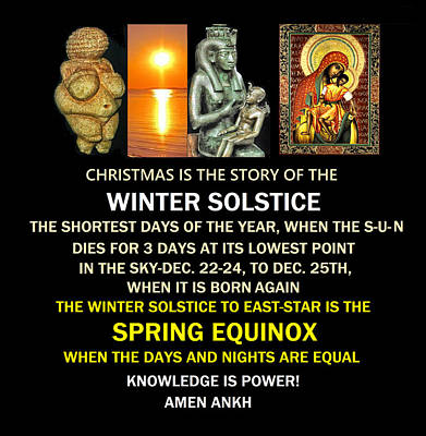 Ma Ra Solstice Poster
