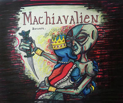 Machiavalien Poster