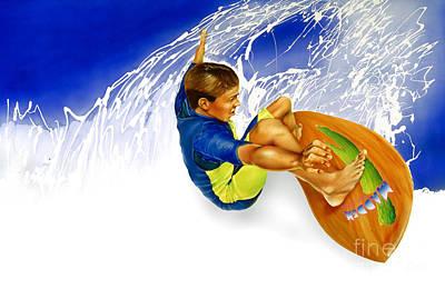 Madden Aquaplanks Poster