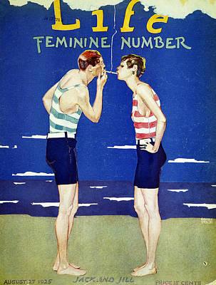 Magazine Cover, 1925 Poster by Granger