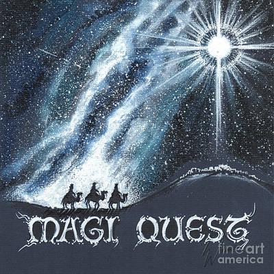 Magi Quest Poster