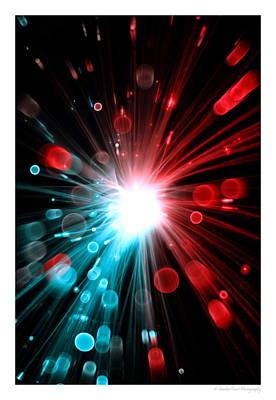 Magic Lights Poster