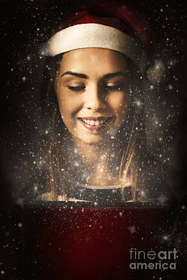 Magic Of Christmas Poster by Jorgo Photography - Wall Art Gallery