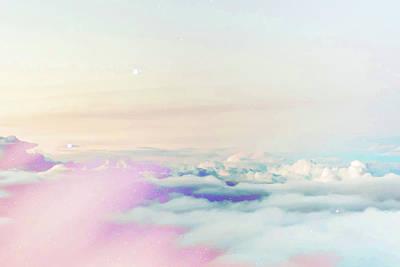 Magical Sky Poster by Uma Gokhale