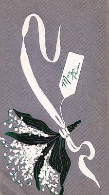 Mai En Paris 1 Poster by Stuart