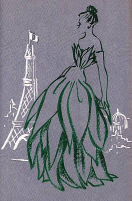 Mai En Paris 5 Poster by Stuart