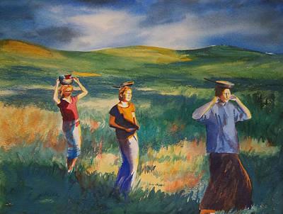 Maidens Three Poster