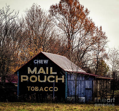 Mail Pouch Barn Poster
