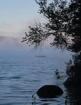 Maine Mist Poster