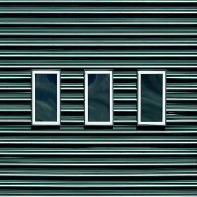 Maine Windows 2 Poster