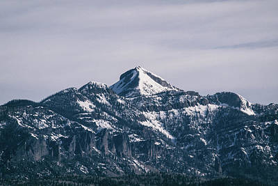 Majestic Morning On Pagosa Peak Poster