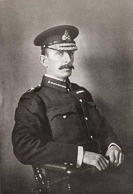 Major-general R A P Clements, Commander Poster