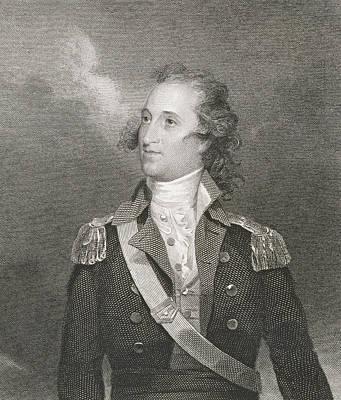 Major General Thomas Pinckney Poster