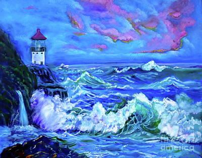 Makapuu Lighthouse 11 Jenny Lee Discount Poster