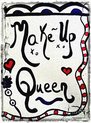 Make-up Queen Poster