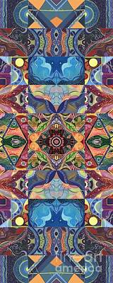 Making Magic - A  T J O D  Arrangement Poster by Helena Tiainen