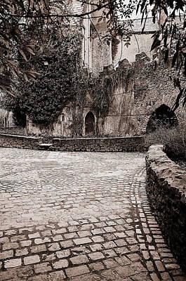 Malahide Castle Grounds Poster