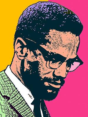 Malcolm X 2 Alt Poster