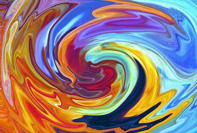 Malibu Waves Poster