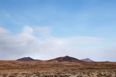 Malpais De La Arena - Fuerteventura Poster by Joana Kruse