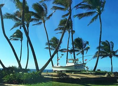 Mama's Fish House - Maui Poster by Stacia Blase